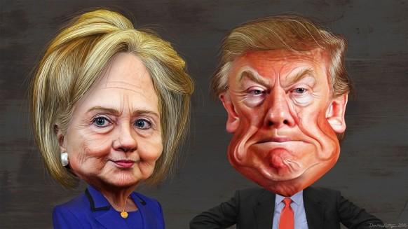 hillary_clinton_vs-_donald_trump_-_caricatures-1144x644